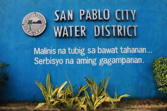 San Pablo City Water District Main Office Compound