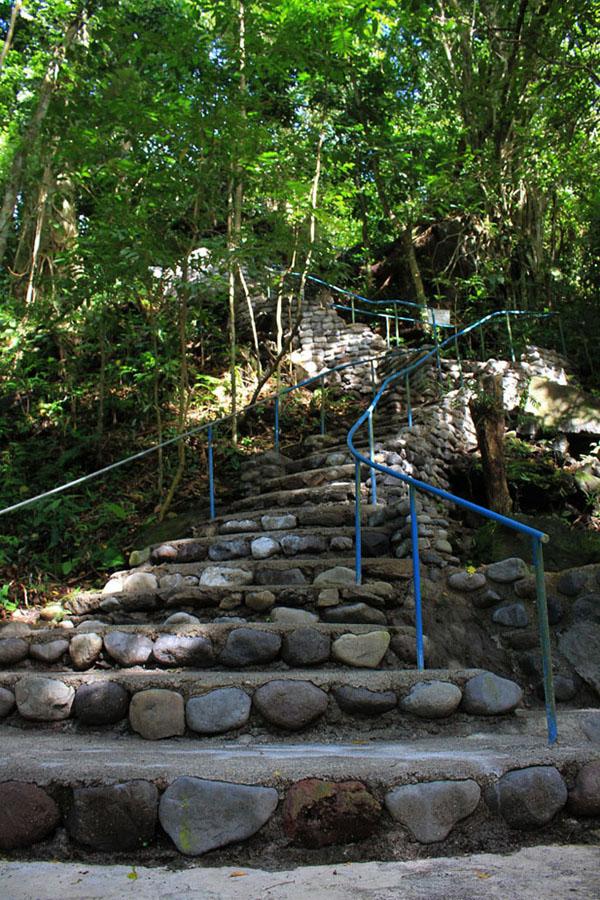 Malabanban Spring - Steps to Cabunsod