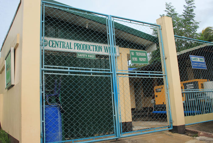 Central Production Well