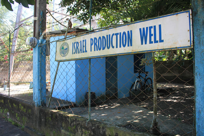 Israel Production Well